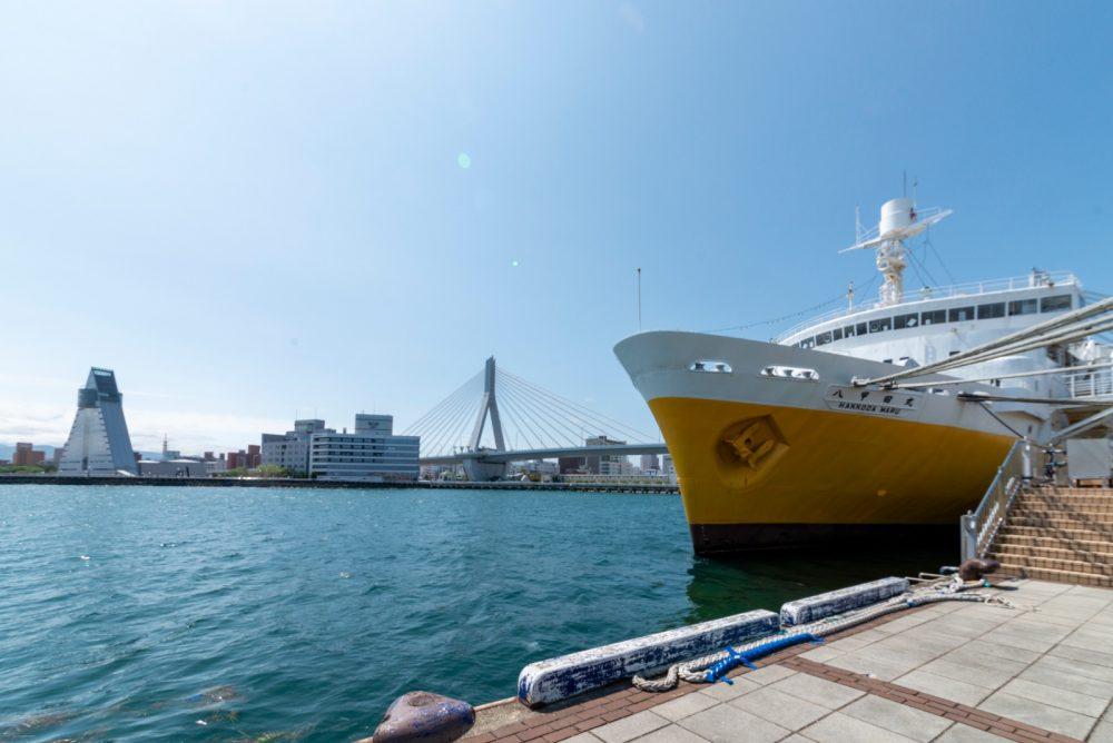 青函連絡船の歴史を楽しみながら学べる鉄道連絡船ミュージアム