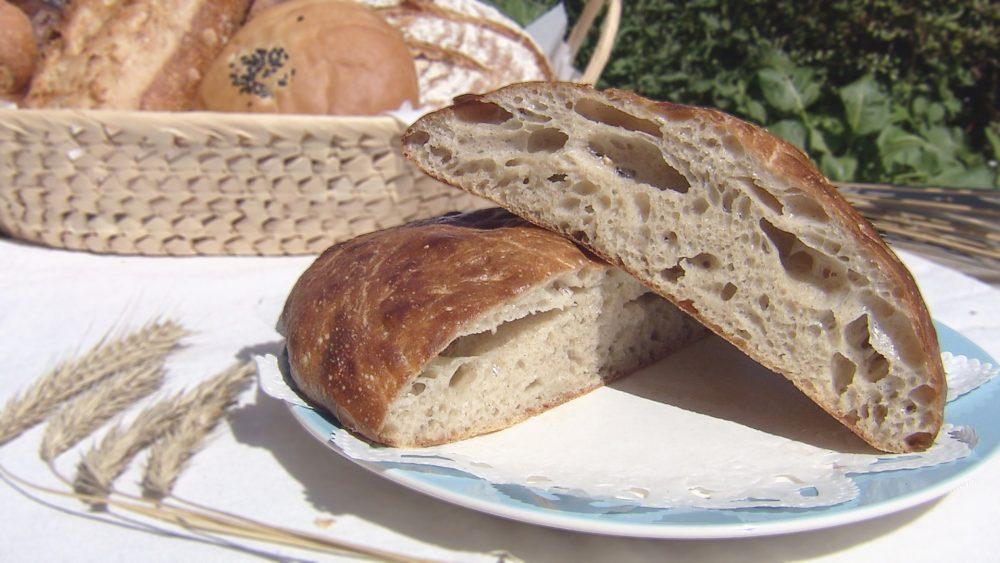 フランス発祥のもっちりパン