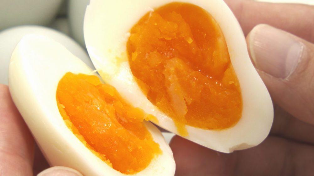 もちろんゆで卵にしても絶品