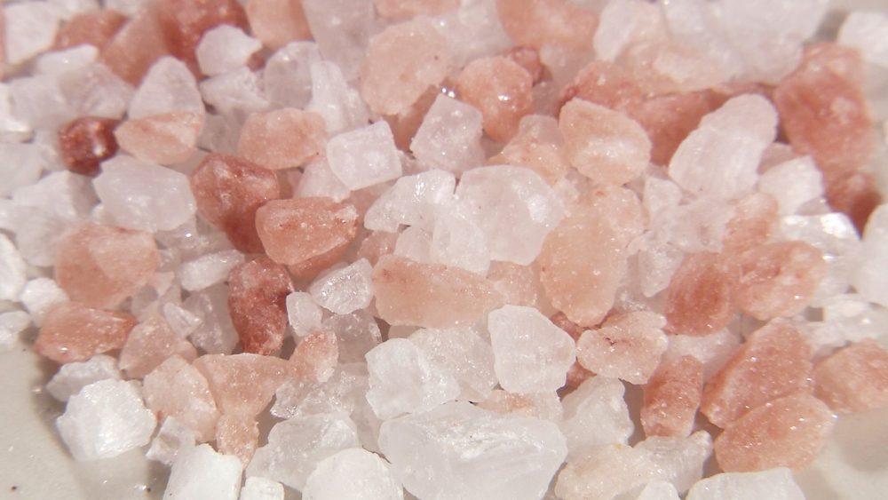 ヒマラヤの岩塩で