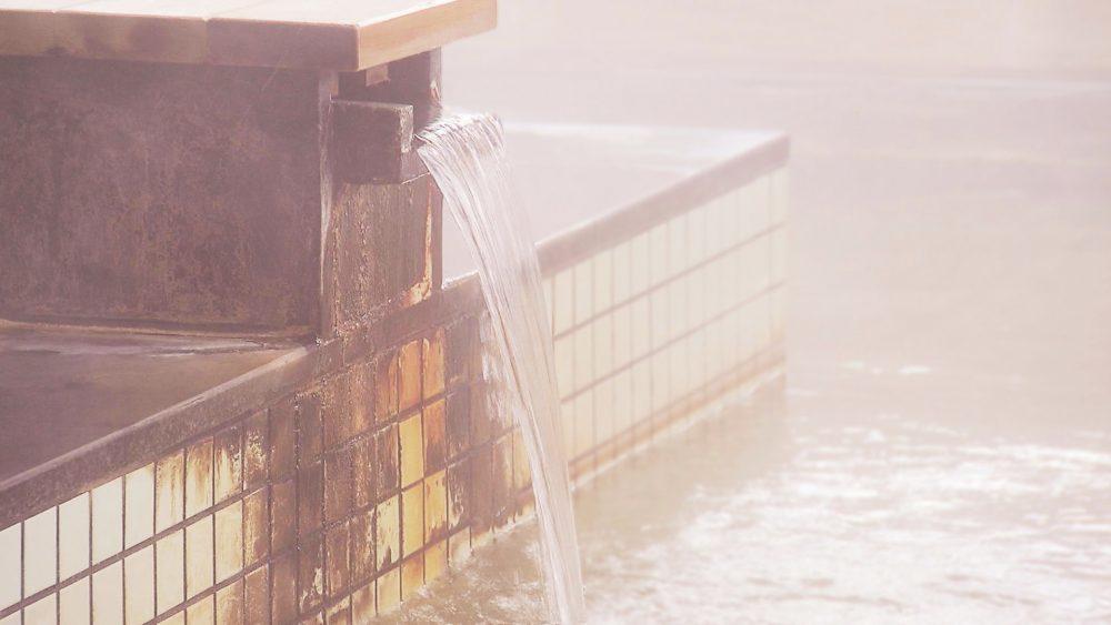 泉質はナトリウムー塩化温泉
